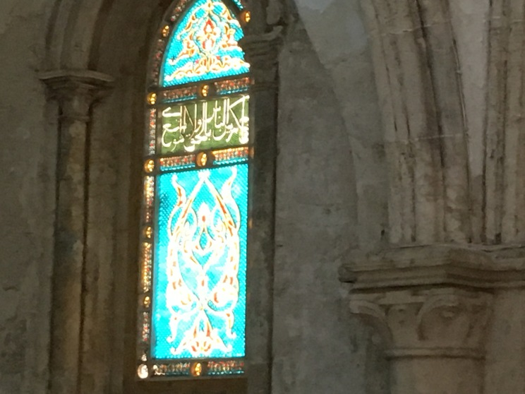 Cenacle window