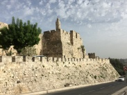 King David Museum - ancient fortress