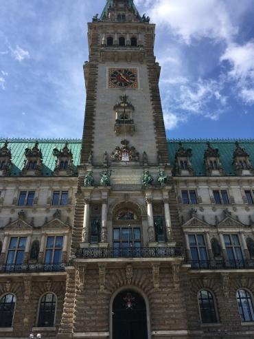 Hamburg City Hall