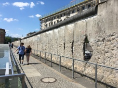 The Berlin Wall - Preserved Remains