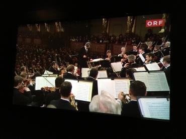 (Video Capture) Ricardo Muti (U. Penn Class of '83 Graduation Speaker) conducting the Vienna Symphony Orchestra